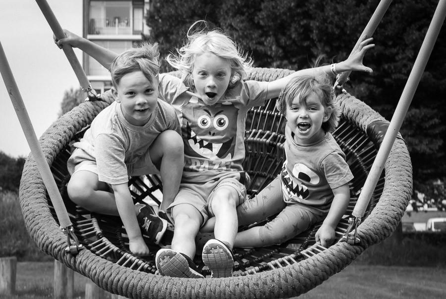 Foto von Spielenden Kindern