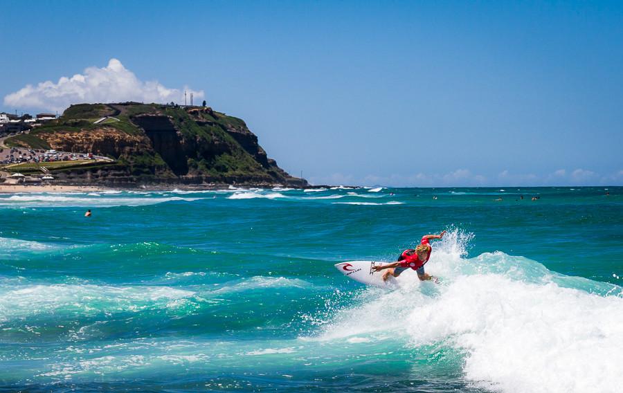 Shooting Surfing in australia